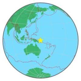 PAPUA NEW GUINEA - NEW IRELAND REGION 1-26-16
