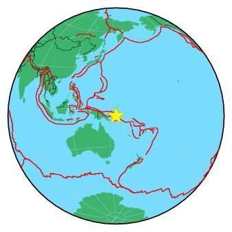PAPUA NEW GUINEA - BOUGAINVILLE REGION 2-8-16
