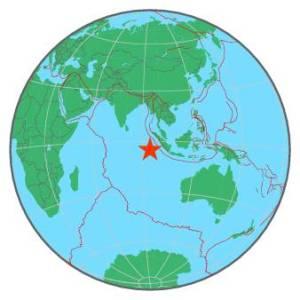INDONESIA - SOUTHWEST OF SUMATRA 3-2-16