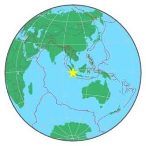 INDONESIA - SOUTHERN SUMATRA 4-9-16