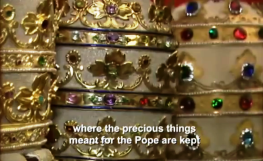 POPES CROWNS