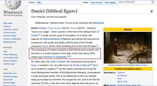 DANIEL - WIKIPEDIA